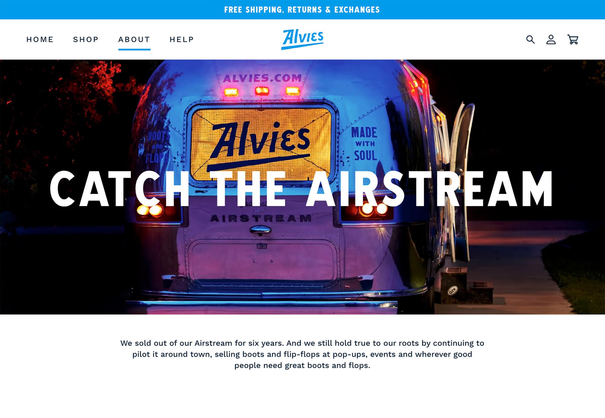 Alvies Airstream