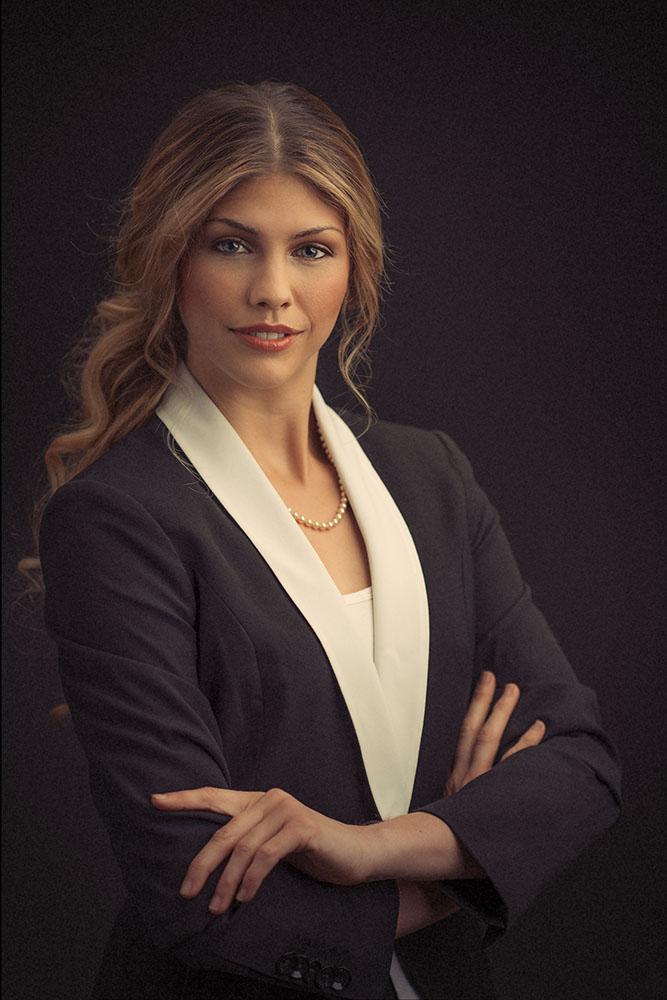 business headshot portrait