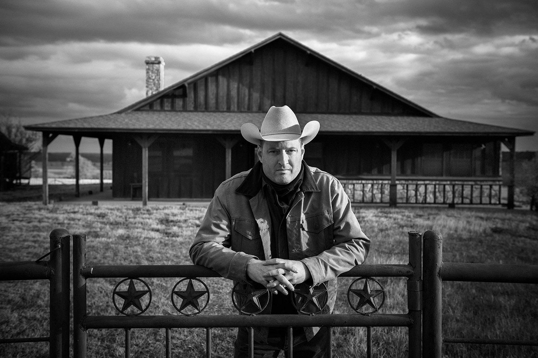 ranch life portrait