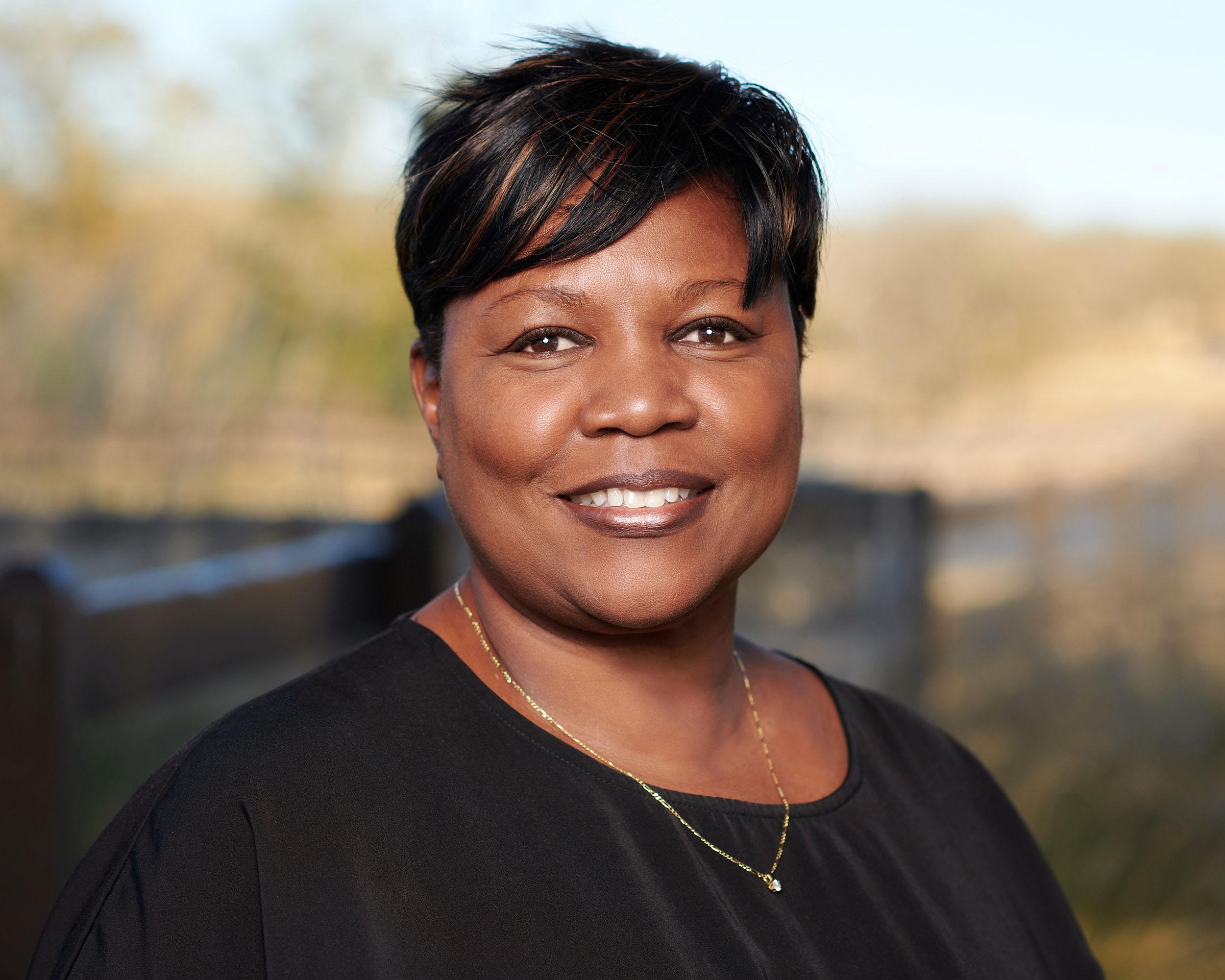 Executive Portrait - Ann Calvert